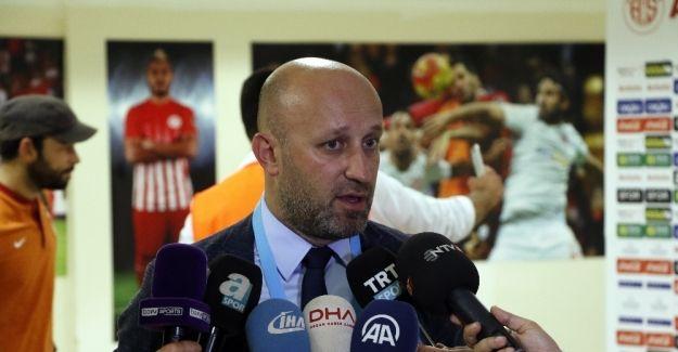 """Cenk Ergün: """"Bulunduğumuz konumda ligi bitireceğiz"""""""