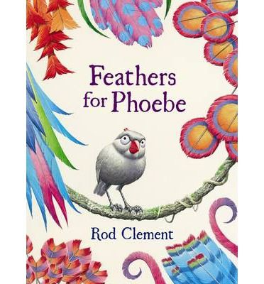 Feathers for Phoebe by Rod Clement. My three-year-old boy loves this.