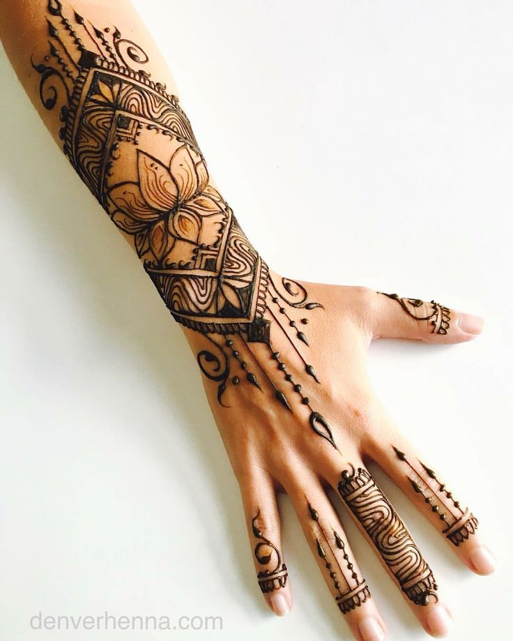 Mehndi Tattoos For Arm : Henna tattoo arm pixshark images galleries