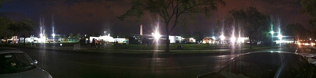 Night Panorama  by ENJOY House - Team NJ, Solar Decathlon 2011, via Flickr
