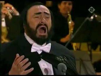 Luciano Pavarotti Nessun Dorma Torino 2006 Written by Giacomo Puccini's opera Turandot.