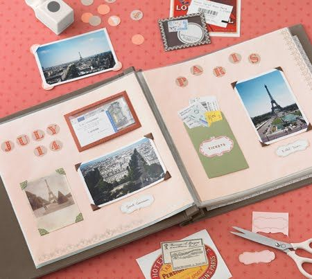 Best Homemade Birthday Gifts- scrapbooks, personal and sentimental
