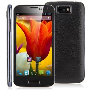 OrientPhone W500 - The Most Economic Quad Core Android Phone MTK6582 1.3GHz Android 4.2 3G GPS 5.0 Inch 8.0MP Camera