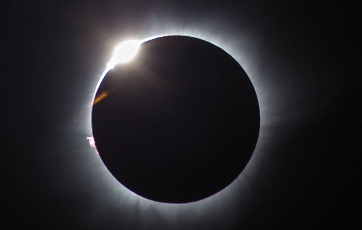 There Will Be A Total Solar Eclipse In August—Here's What You Need To Know To See It Safely | Rodales OrganicLife | There hasn't been a total solar eclipse in the U.S. in 38 years.