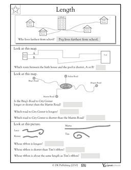 estimating length worksheets kindergarten world of measurement 1st grade worksheets education. Black Bedroom Furniture Sets. Home Design Ideas