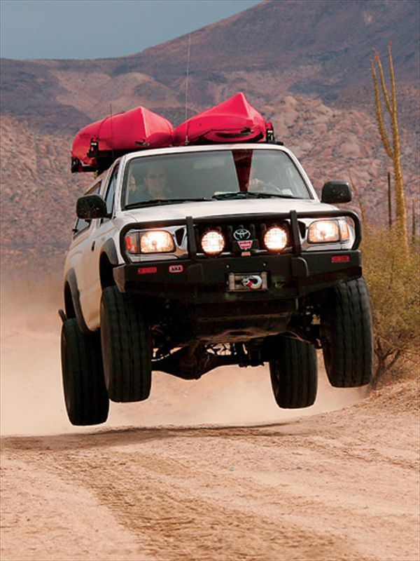 2002 Toyota Tacoma - Suspension Build - 4Wheel & Off-Road Magazine