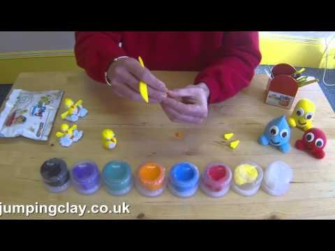 Check out our very first Jumping Clay tutorial video...the bubble bird!! Happy modelling http://www.youtube.com/watch?v=yr5UX9jfOOI