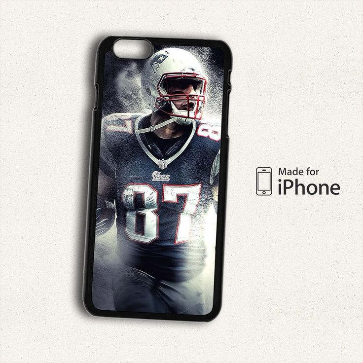 NEW GRONKOWSKI GRONK NEW ENGLAND PATRIOTS FOR IHONE 6S PLUS CASE