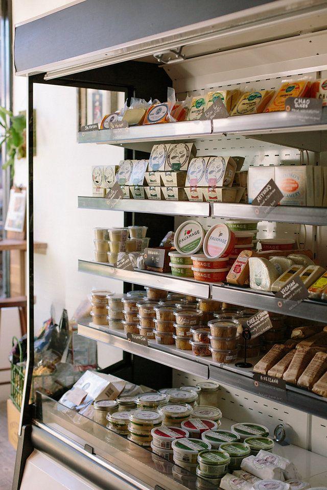 Riverdel Cheese Shop Cheese shop, Vegan cheese, Decor