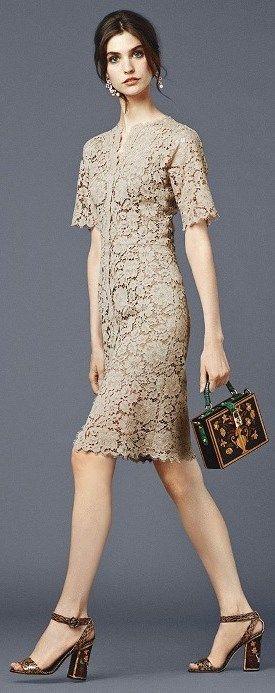 Dolce & Gabbana, 2014.