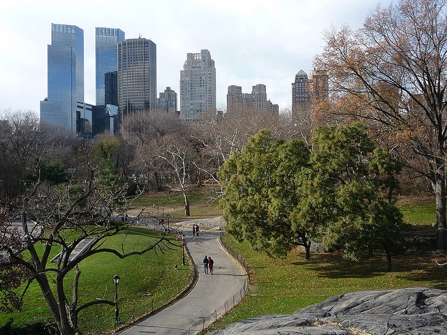 how to spend a day in central park