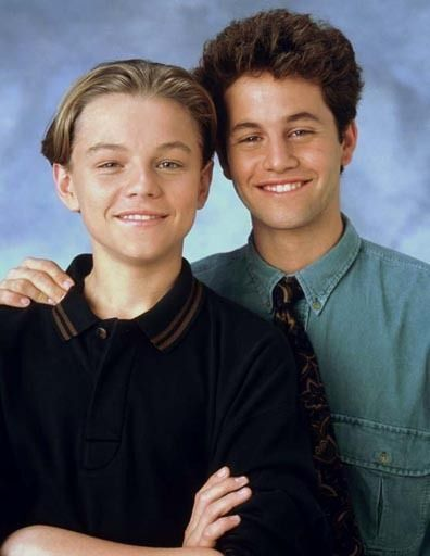 Remember when Leonardo DiCaprio was on Growing Pains? I had such a huge crush on him.