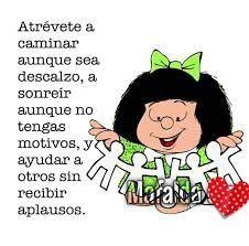 Resultado de imagen para mafalda frases #consejosamor