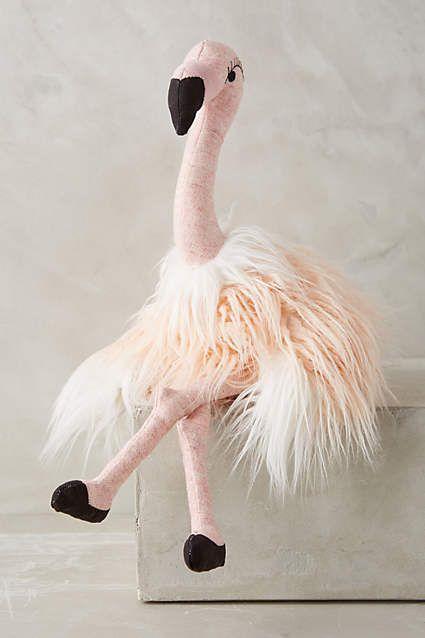Flavia Flamingo - anthropologie.com