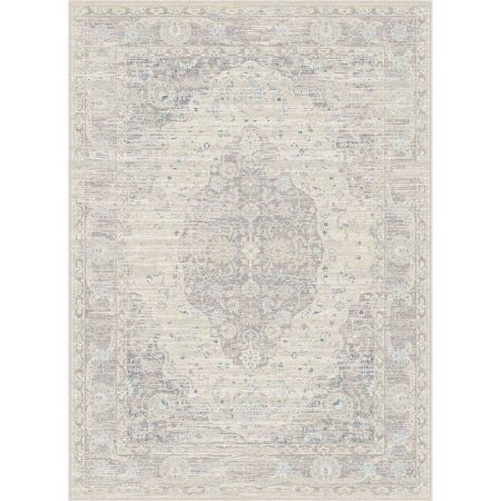 Bliss Rugs Desyre Traditional Area Rug Image 2 of 3