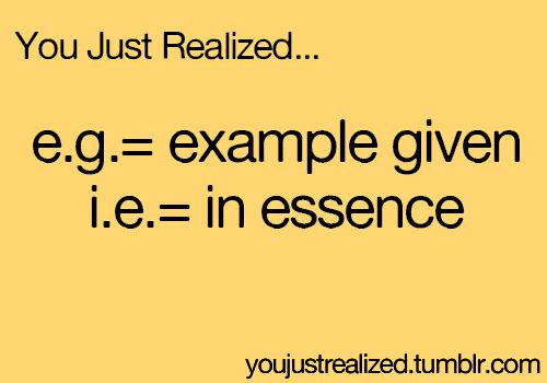 Why did none of my teachers tell me this? - such a simple explanation!