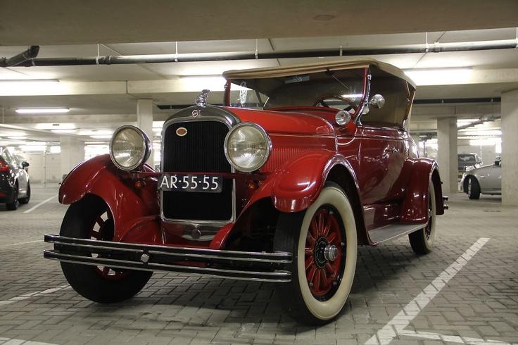 Studebaker met dicky seats 1928