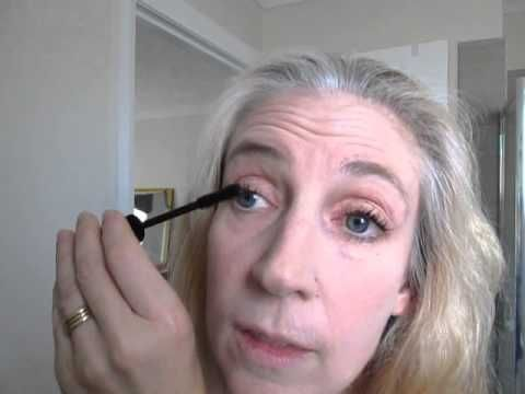 Younique 3D Fiber lashes - both eye application: with Paula