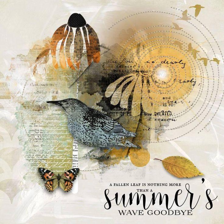 Credits: Adieu Summer by Jen Maddocks Designs.