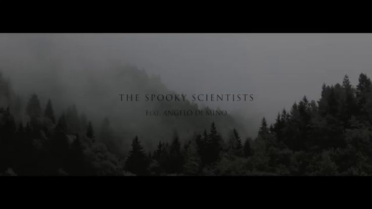 The Spooky Scientists feat. Angelo Di Mino - The Alien - Video Teaser 2016