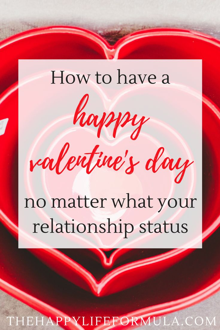 Single? Married? Somewhere in between? No matter what your relationship status have a happy valentine's days with these fun ideas and gifts. Enjoy another happy and loving day!