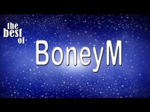 The Best of Boney M   Bobby Farrell sing the best of Boney M