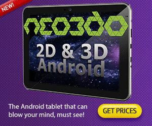 Experience the First Glasses-Free 3D Tablet!      Only $399