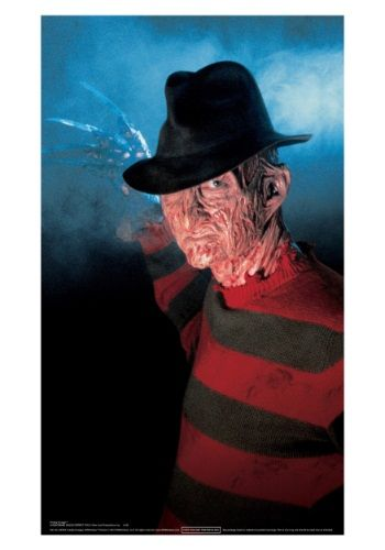 Freddy Krueger Window Cling#Krueger, #Freddy, #Cling Halloween