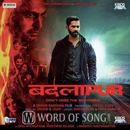 #VarunDhawan #YamiGautam upcoming movie #Badlapur All Songs out now. SONGS | LYRICS | VIDEOS  ==>  http://www.wordofsong.com/album/badlapur/