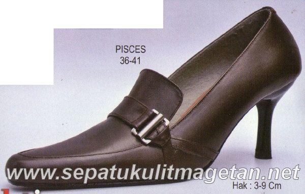Sepatu Kulit Asli Wanita KP Pisces