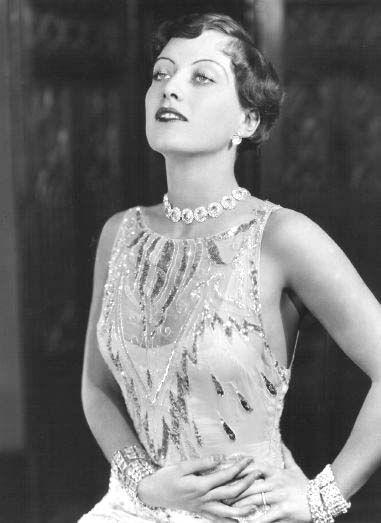 Actress Joan Crawford (circa 1920's)