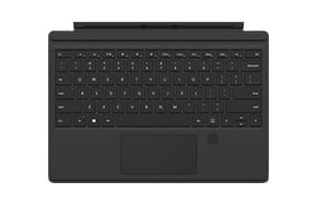 The next generation of Type Cover, made for Surface Pro 4, offers the most advanced Surface typing experience yet.