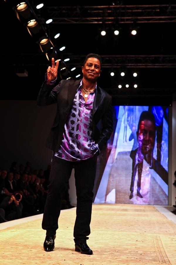 Istanbul Fashion Week 2012 / Atıl Kutoğlu - Jermaine Jackson