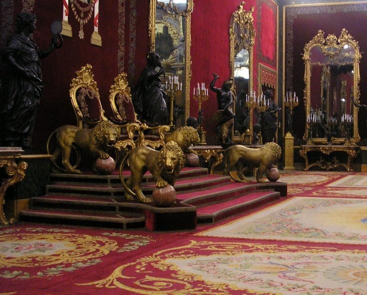 Scala Regia: Rooms of Power