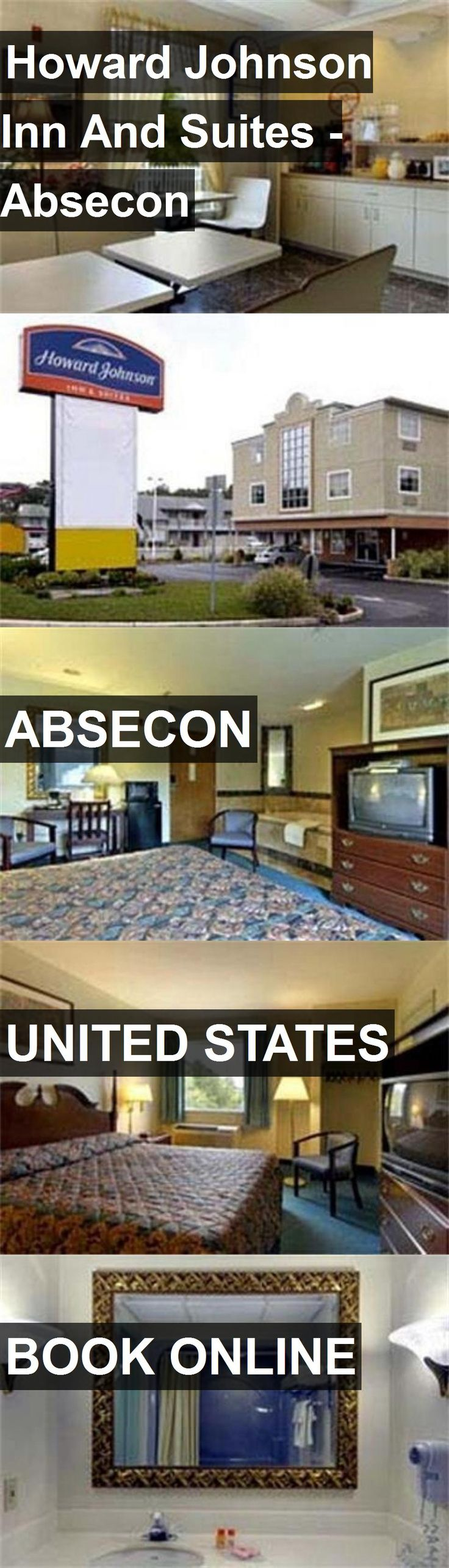 Hotel Howard Johnson Inn And Suites - Absecon in Absecon, United States. For more information, photos, reviews and best prices please follow the link. #UnitedStates #Absecon #travel #vacation #hotel