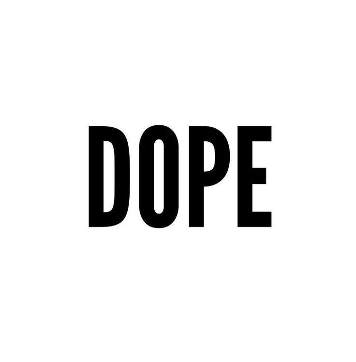 Be the DOPE you that no one can define and confine. 💖 #thestrengthofshe