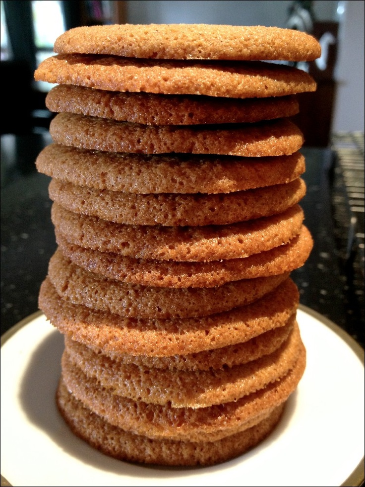 Fructose Free Gingersnap With Snap - Red Hill Recipes