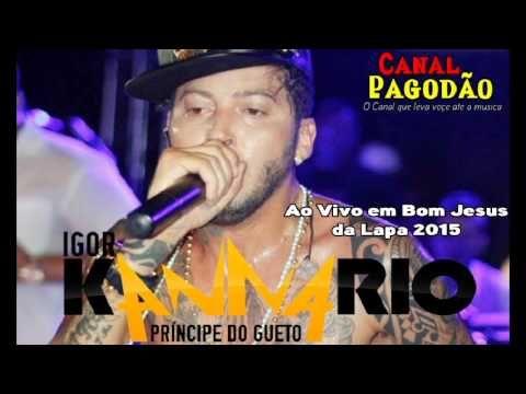 Igor Kannario - Ao Vivo em Bom Jesus da Lapa - 2015
