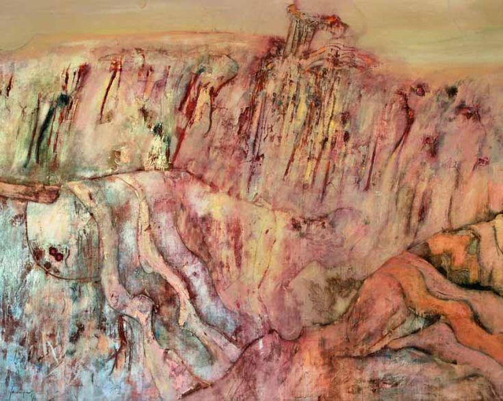 Robert Juniper - Pilbara Landscape