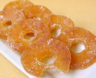 Candied Pineapple-This Candied Pineapple recipe is a classic that produces sweet, chewy candied pineapple that's perfect for using in baking recipes or for eating on its own.