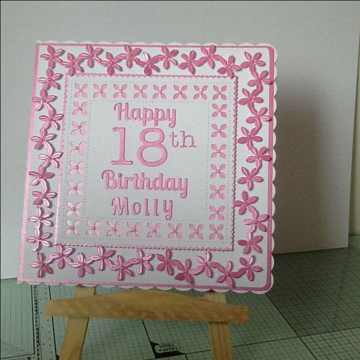 18thbirthdayCard