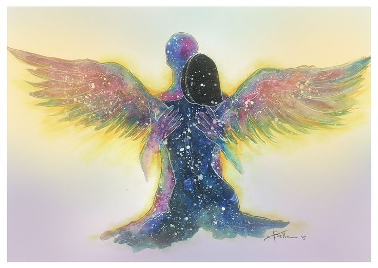 """""""Your palms are my wings"""" by Andreea Alexandra Stela Juduc"""