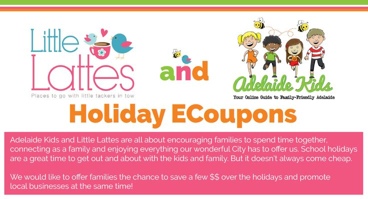 In collaboration with Little Lattes we have some great savings for families to enjoy over the school Read More...