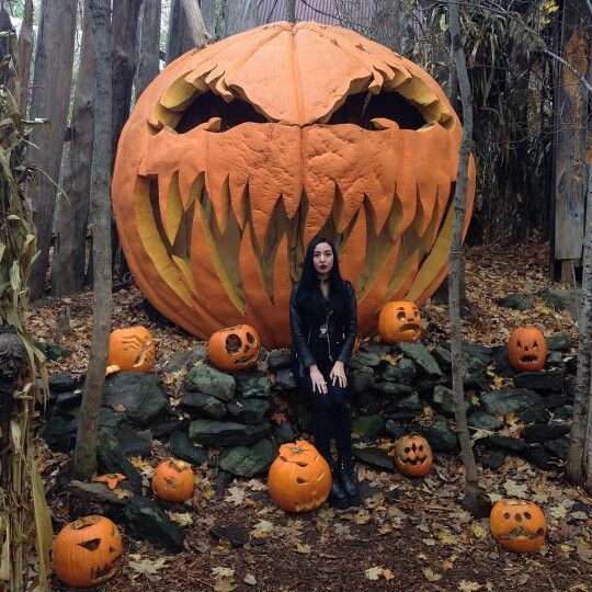 Jackolantern from Haunted Overload...gotta get up there this year!