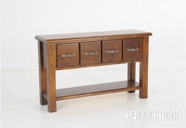 EARLY SETTLER 4D Hall Table , Living Room, NZ's Largest Furniture Range with Guaranteed Lowest Prices: Bedroom Furniture, Sofa, Couch, Lounge suite, Dining Table and Chairs, Office, Commercial & Hospitality Furniturte