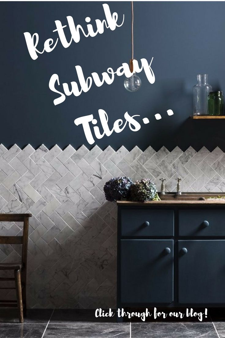New ideas to showcase the humble subway tile in your home