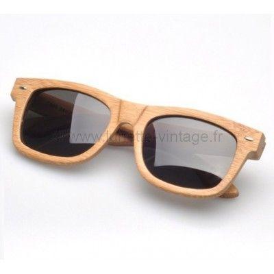 #Lunettes de soleil en #bois de #bambou beige. Très belle paires de lunettes tendance pour seulement 70€ Disponible sur notre store :  http://www.lunette-vintage.fr/lunettes-bois-bamboo/451-lunettes-en-bambou-beige.html