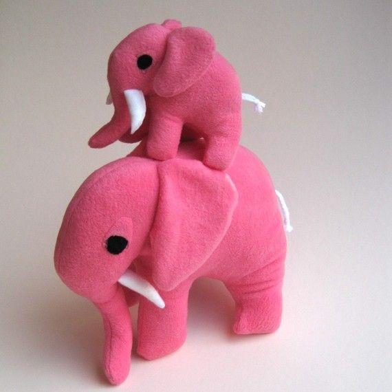 Elephant stuffed animals