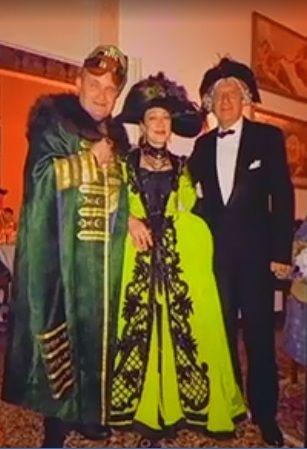 венецианский фестиваль 2016 г,, Александр Васильев в костюме боярина