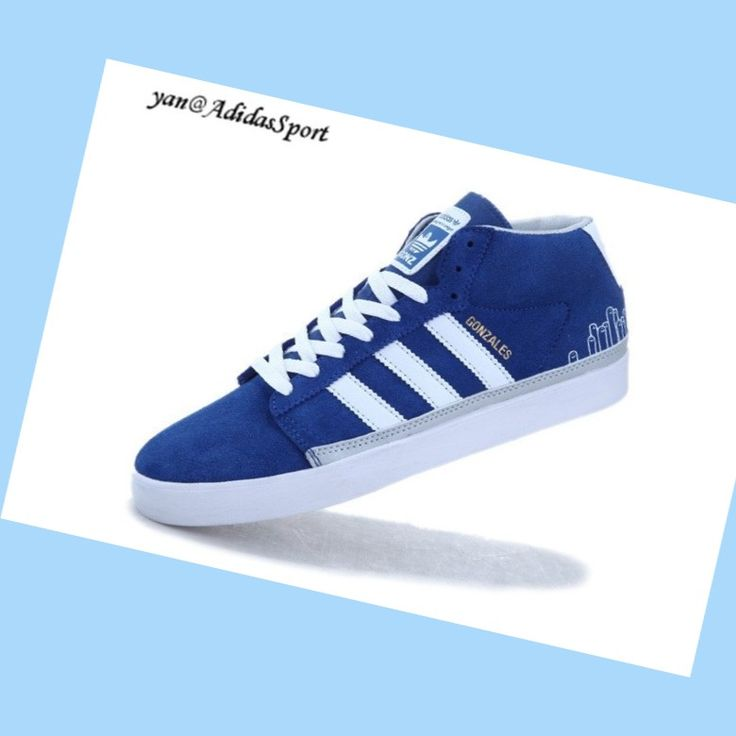 Adidas Honey Mid Skateboarding Floral Shoes Womens Blue Black White Sale Online